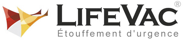 LifeVac – dispositif d'urgence anti-étouffement.